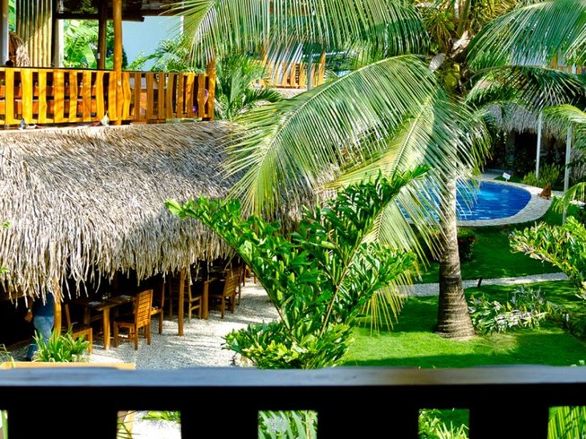5 Days Energizing Surf and Yoga Retreat Costa Rica