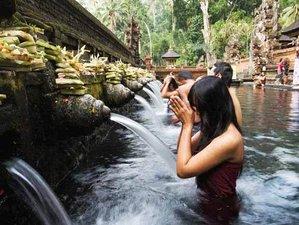 6 Day Spiritual Watukaru Yoga, Chakra Awakening, and Balinese Culture Spa Holiday in Tabanan, Bali