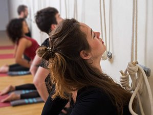 3 Day Deepening Yoga Retreat | Iyengar, Hatha, Vinyasa and Kashmir Tantra in Cáceres