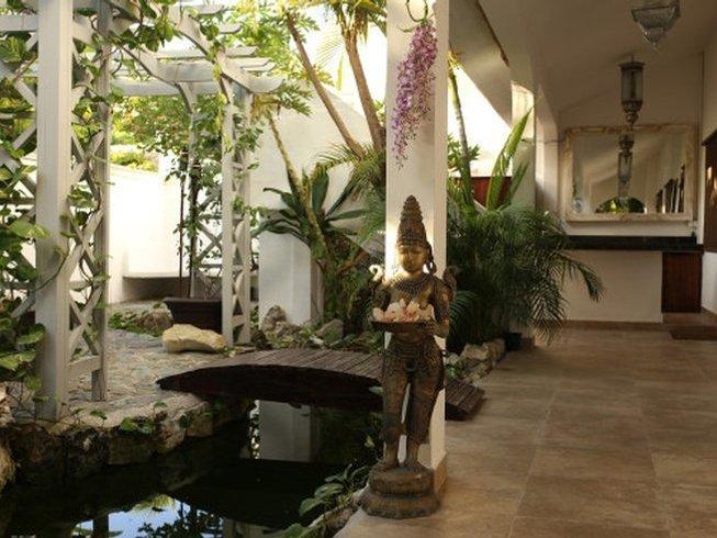 7 jours en stage de yoga pour bien commencer l'année au Quintana Roo, Mexique