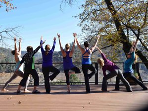 3 jours en week-end de yoga en Californie