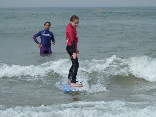 3 Days Weekend Surf Camp in Ribadesella, Spain