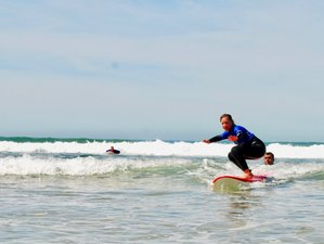 6 Days Escapade Surf Camp in Lisbon, Portugal