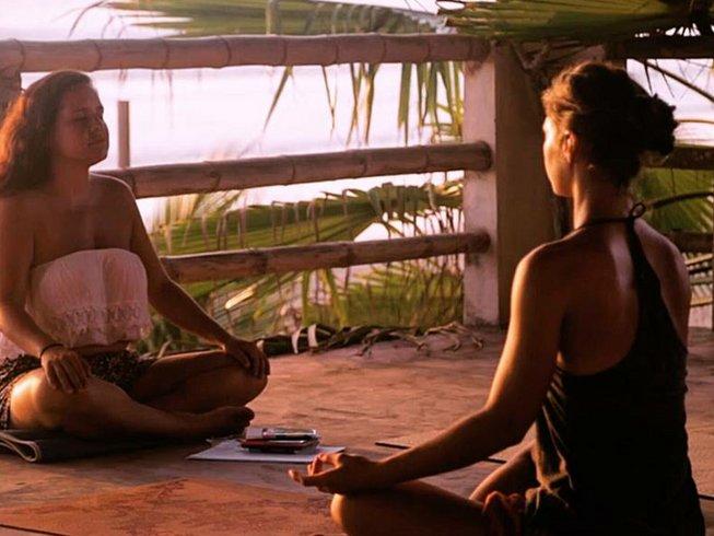 9 Tage Yin und Yang Yoga Urlaub in Ayampe, Ecuador