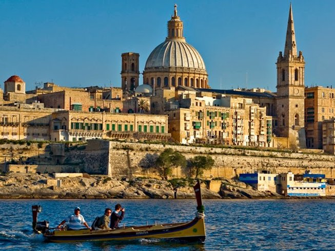 8 Days Extreme Makeover Yoga Retreat in Malta