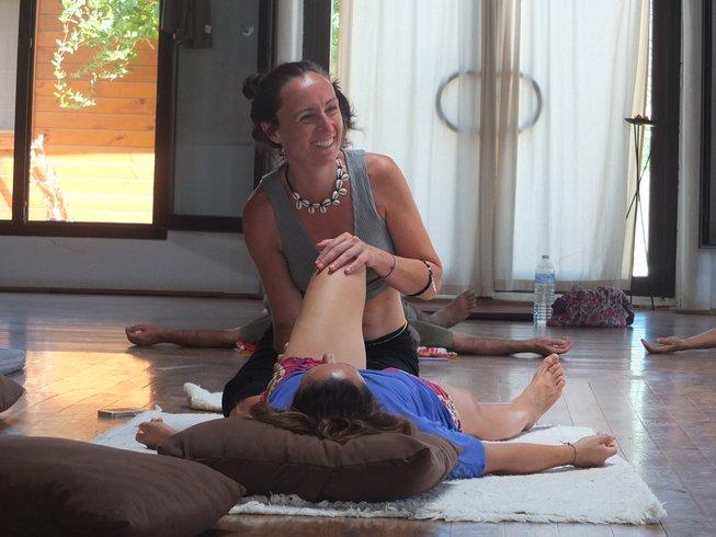 3 días retiro de yoga e inmersión al Thai yoga en la Isla del Sol, Bolivia