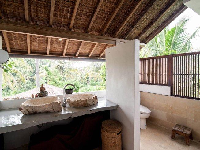7 Tage Ganzheitliche Meditation und Yoga Retreat in Ubud, Bali