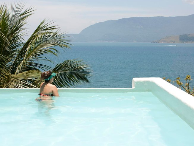 7 Days Yoga Retreat in Ilhabela, Brazil