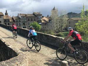 6 Days Camino de Santiago to Burgos Self-Guided Cycling Holiday in Spain