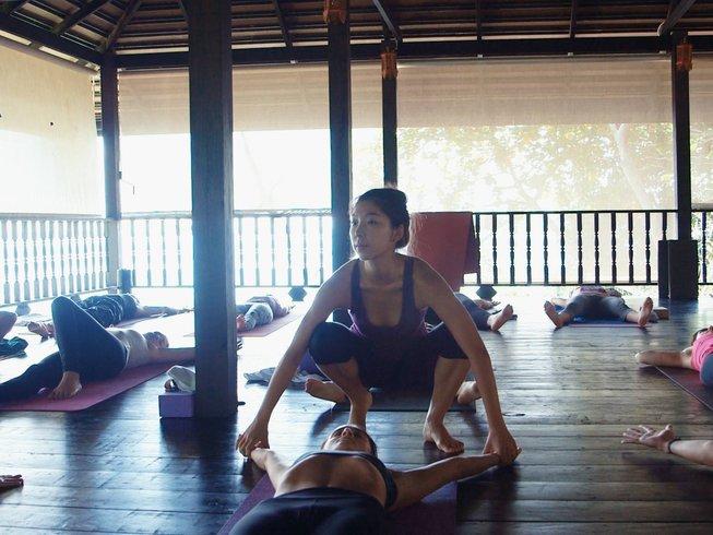 10 Days 100-Hour Yin Yoga Teacher Training in Mexico