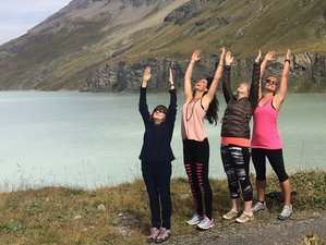 6 Days Spring Yoga Camp in Switzerland
