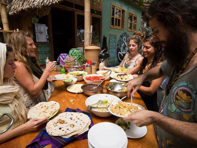 6-Daagse Intensieve Yoga Retraite in Solola, Guatemala