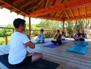 8 Day Eco-Friendly Yoga Holiday in Aljezur, Portugal