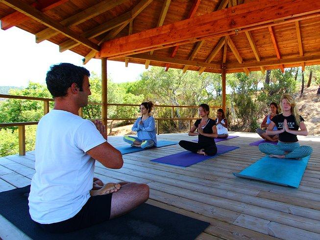 8 Days Eco-Friendly Yoga Holiday in Aljezur, Portugal