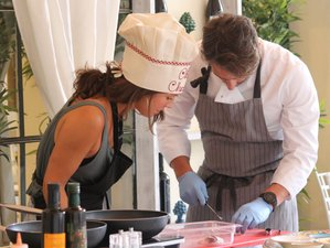 15 Day Italian Language Course with Cooking Lessons in Sicily, Province of Messina