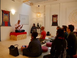 6 Day Mind of Shiva Meditation Retreat with an Acarya and Dzogchen Master in Vagney