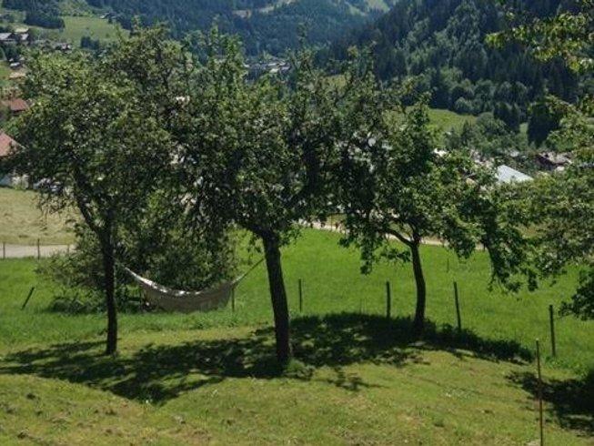 5 jours en stage de yoga et de randonnée dans les Alpes, France