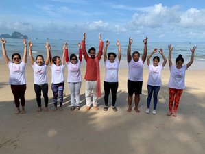 10 Day Yoga Teacher Training Course in Krabi