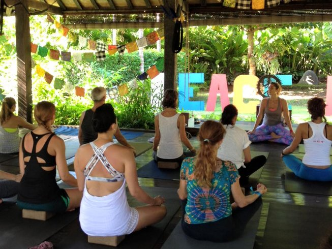 5 Days Field Trip and Tantra Yoga Retreat in Indonesia