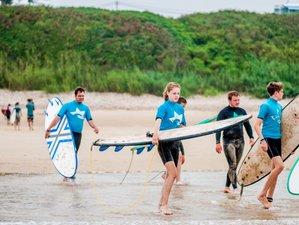 8 Days Surf, SUP and Yoga Camp Cantabria, Spain