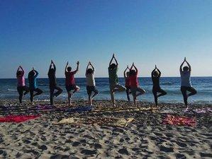 7 días vacaciones de yoga y senderismo en Menorca, España