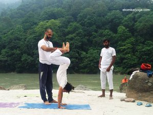 7 Days Yoga and Meditation Retreat in Rishikesh, India