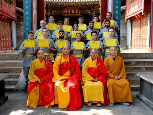 6 Days Authentic Shaolin Kung Fu Training in Yunnan, China