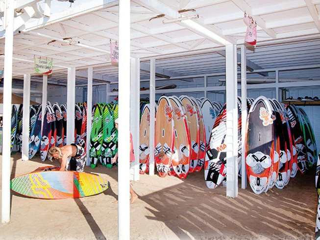 7 Days Windsurfing Surf Camp Spain