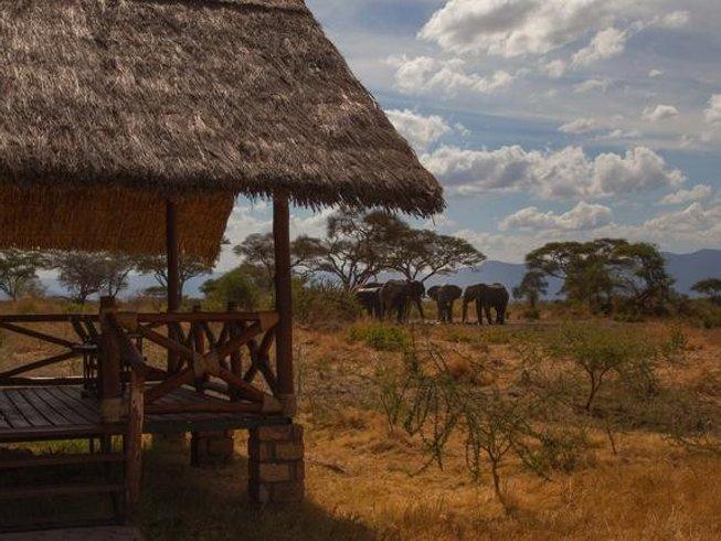 6 Days Absolute Taste of Tanzania Safaris