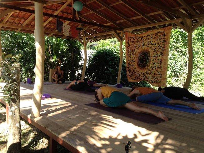 6 días retiro de yoga y surf en Puerto Viejo, Costa Rica