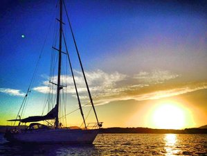 8 Days Sail 'n Yoga Retreat in Sardinia, Italy