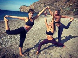 7 días de cura depurativa con yoga para sanar tu vida en la Playa de La Joya, Andalucía, España