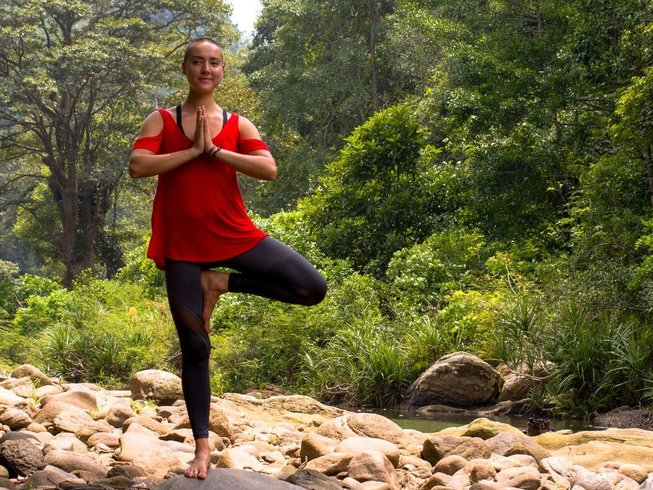 8 Days Weight Loss and Yoga Retreat in Kandy, Sri Lanka