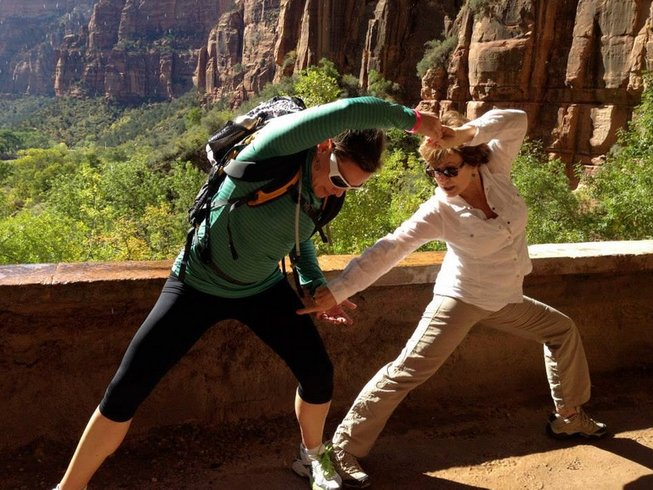 4 Days Hiking Yoga Retreats in Utah, USA