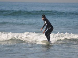 8 Days Improver Surf Camp in Taghazout, Morocco