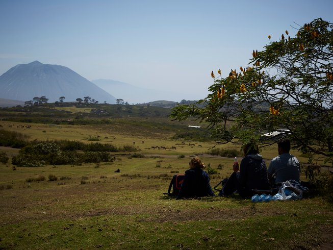 14 Days Meditation, Breathing, Yoga Safari in Tanzania