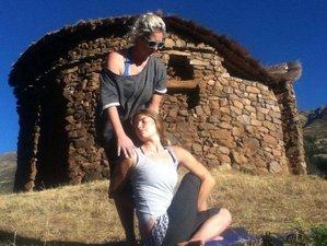 26 jours-300h de formation de professeur de yoga au Pérou