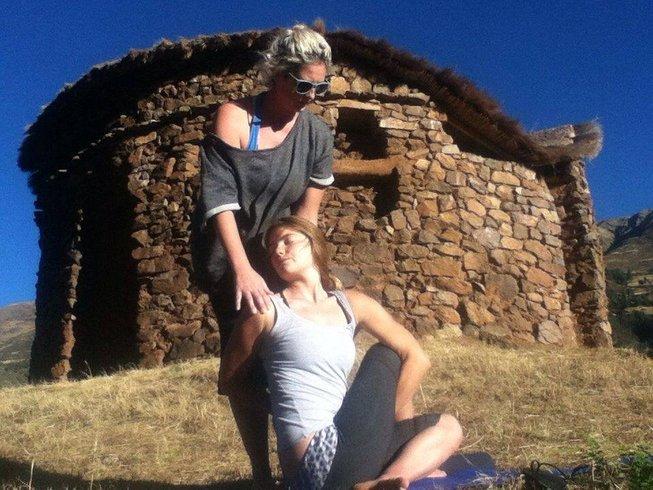 26 Tage 300 Stunden Schamanische Yogalehrer Ausbildung in Peru