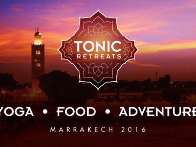 5 Day Gourmet Food and Yoga Retreat in Marrakech