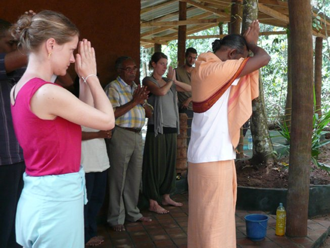 21 Days Spice Forest Yoga Retreat in Kandy, Sri Lanka