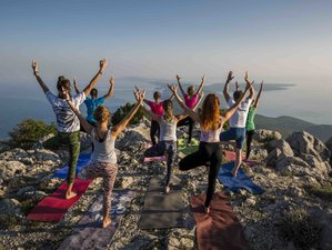 8 Day Adventure Yoga Holidays in Lošinj, Croatia's Leading Climatic Health Resort