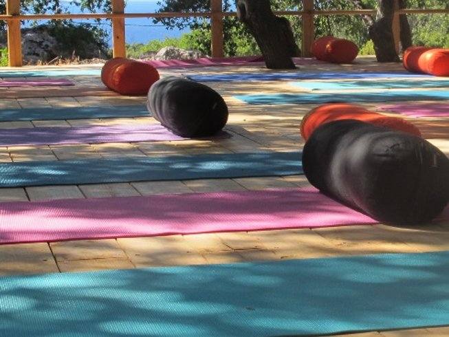 8 Days Hang Music and Yoga Retreat in Greece