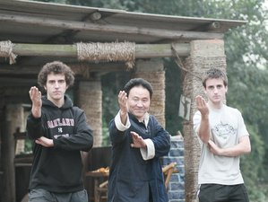 1 Month Traditional Kung Fu Training in Chengdu, China