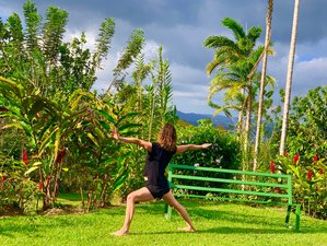 4 Day Relax and Breathe Yoga Holiday in Lake Arenal, Alajuela
