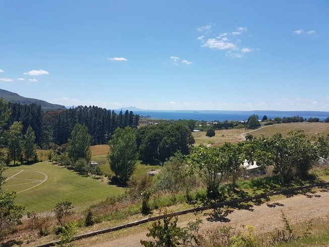 2 Days Full Moon Wellness and Yoga Retreat in Taupo, New Zealand