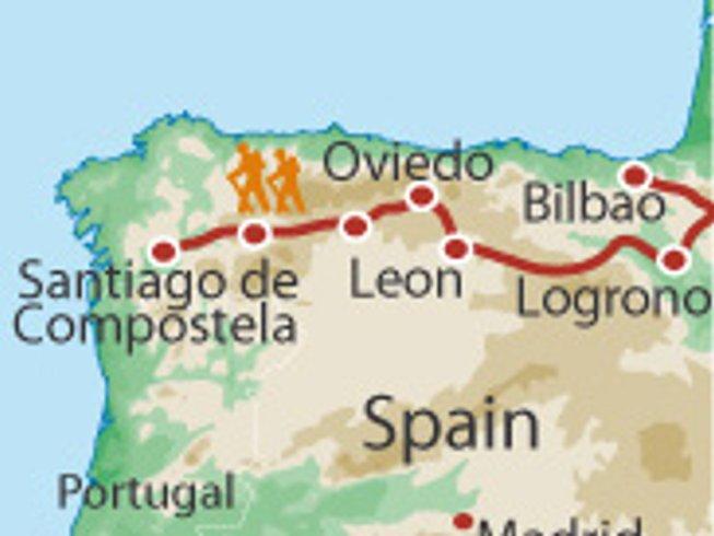 15 Days Spanish Camino Food Tours