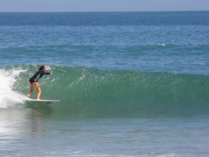 7 Day Women's Surf and Yoga Holiday in Ñuro, Northern Peru