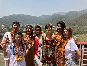 15 Days Kriya Yoga Meditation and Yoga Retreat in Rishikesh, India