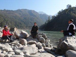 21 jours - 100h en formation de professeur de méditation en Inde
