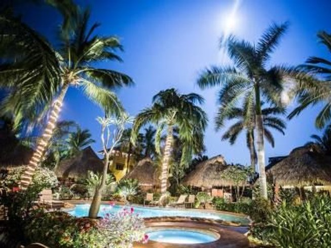 8 Tage Das heilende Herz Yoga Retreat in Guerrero, Mexiko